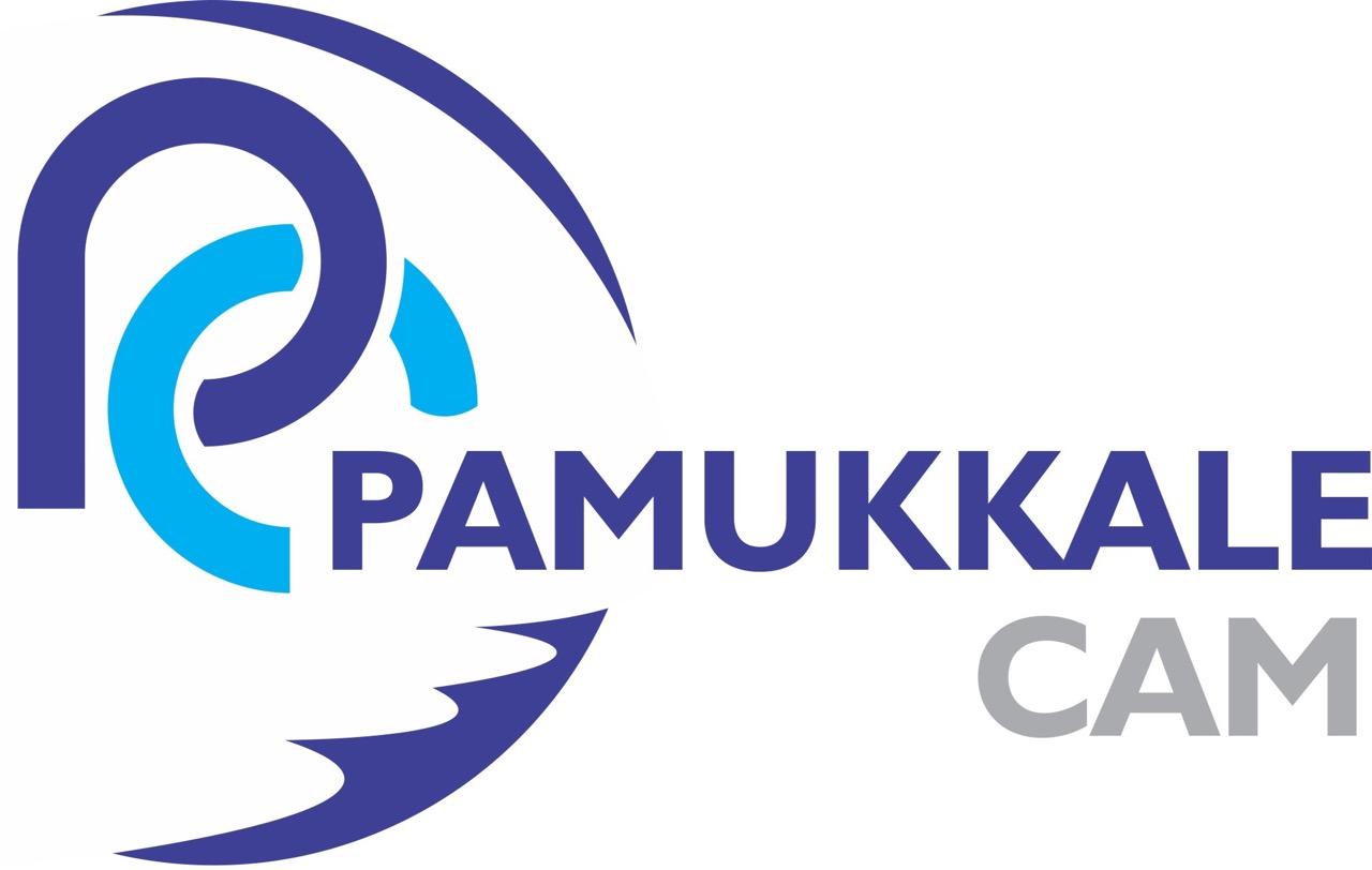 Pamukkale Cam | Denizli Logo